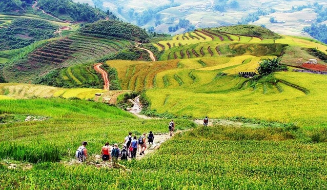 Sapa trekking homestay 3 days